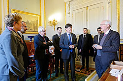 Signature �lectronique � la Cour de Cassation - Cr�dits : MJ/Dicom/Caroline Montagn�
