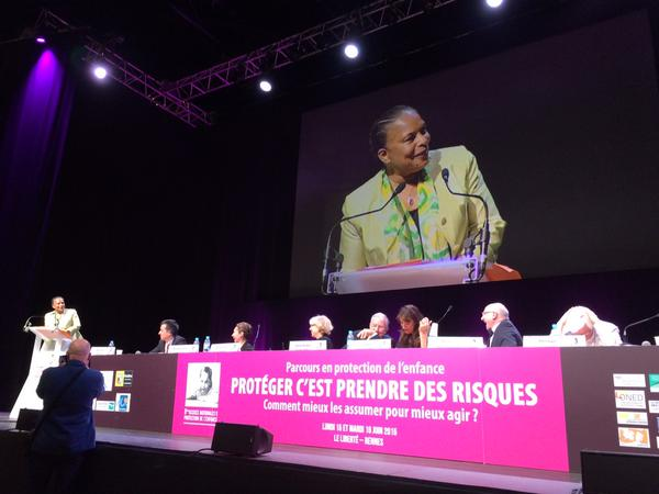 Assises nationales de Protection de l'enfance