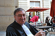 Me Fr�aud, avocat au barreau de Paris - � Dicom - N. Descours