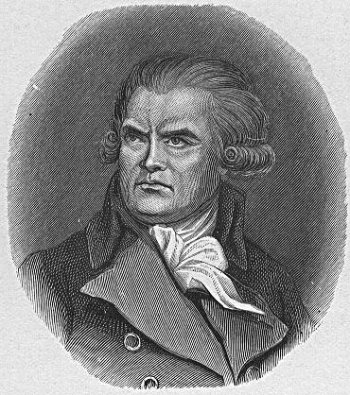 Portrait de Georges-Jacques Danton