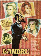 Affiche du film Landru par Claude Chabrol - sources : Wikimedia Commons