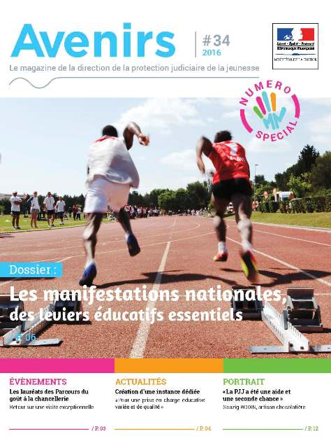 Couverture de la publication AVENIR 34