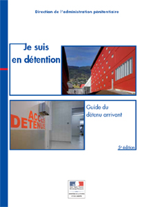 "Guide ""Je suis en d�tention"""