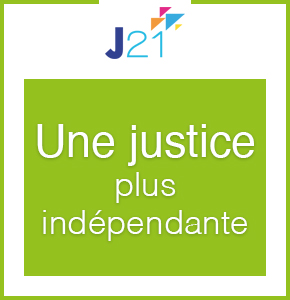 Une justice plus independante