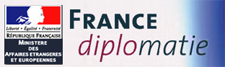 Logo du minist�re des affaires �trang�res