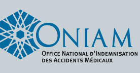 Logo de l'ONIAM - Office national d'Indemnisation des Accidents Médicaux