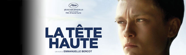 Projection-d�bat du film � La T�te Haute � d�Emmanuelle Bercot
