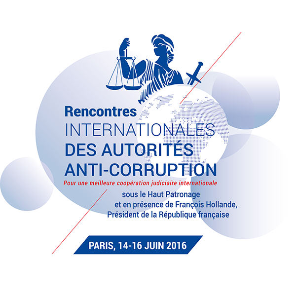 Rencontres internationales #AntiCorruption