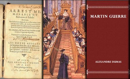 L'affaire Martin Guerre - Images disponibles sur Wikimedia Commons