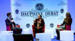 D�bat de Christiane Taubira avec les �tudiants de l'Universit� Paris-Dauphine